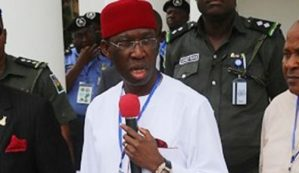 Okowa congratulates Gov. Diri at 61