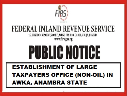 FIRS Tax Office