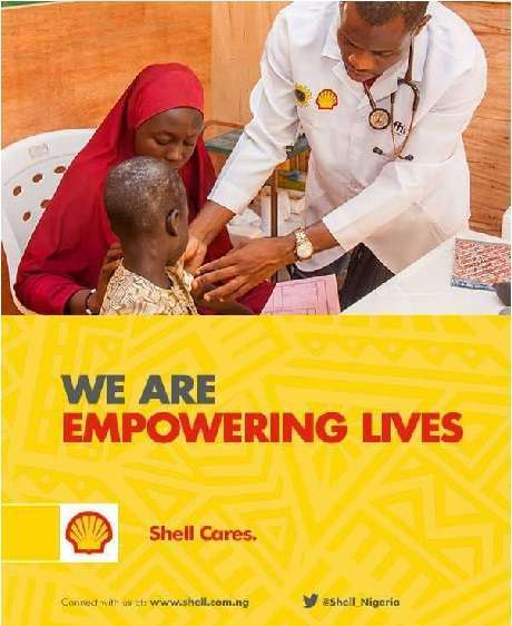 SHELL CARES