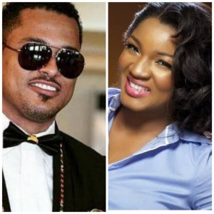 Ghanaian Actor, Van Vicker says enjoyed kissing Omotola