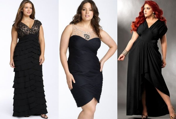 Find The Perfect Black Evening Gown