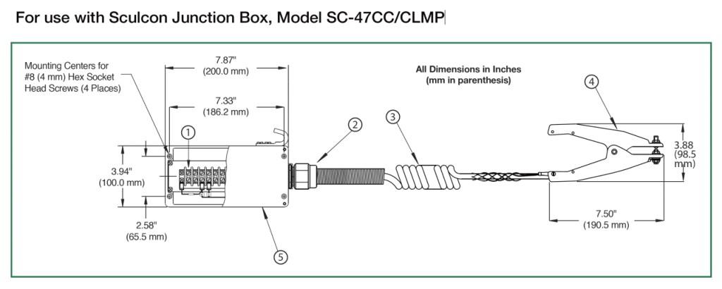 Model SC-47CC:CLMP-2