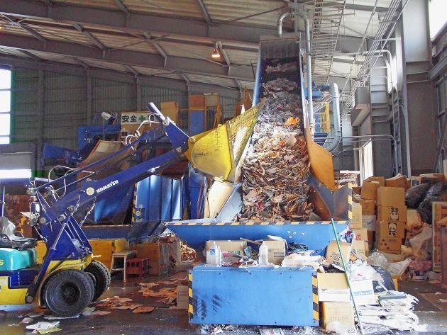 Где брать мусор для переработки