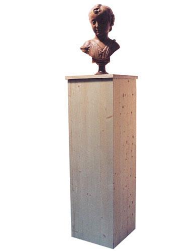 colonne bois promuseum