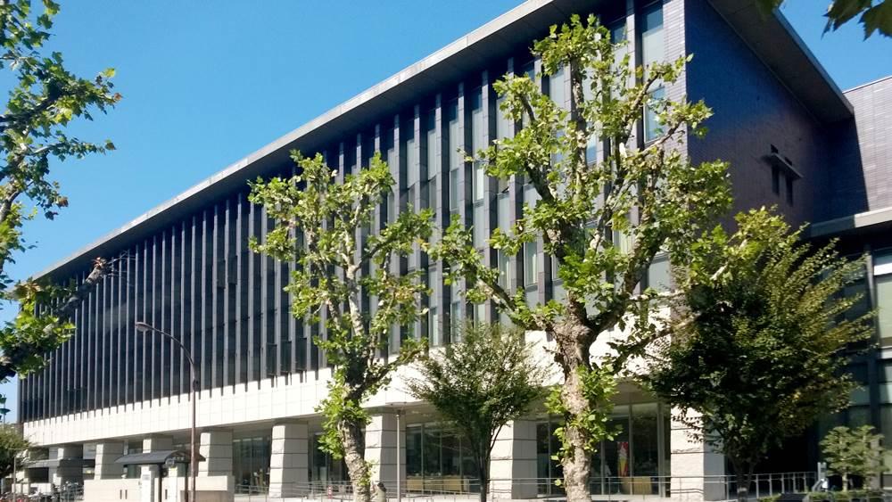 okayama-prefectural-library
