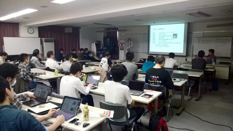 プログラミング生放送勉強会 第30回@名古屋ソフトウェアセンター