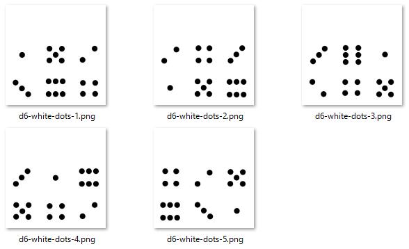 dice-textures