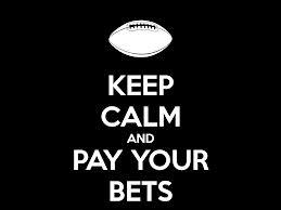 Paga tu apuesta NFL