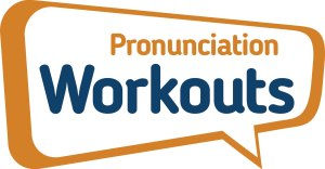 Book 1 logo: Pronunciation Workouts
