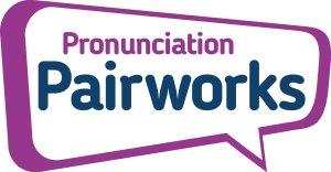 Book 3 logo: Pronunciation Pairworks