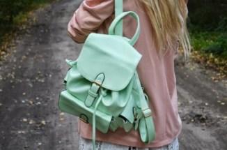 oz5g0j-l-610x610-bag-backpack-fashion-leather-mint-pretty-style