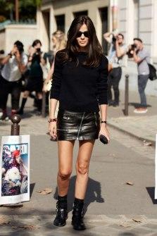 la-modella-mafia-Barbara-Martelo-Spring-2014-Paris-fashion-week-street-style-in-Saint-Laurent-by-Hedi-Slimane-4