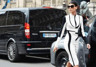 street-style-in-blackWhite-dress