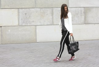 Trend new balance streetstyle+outfit track pants