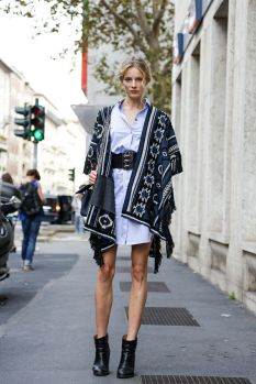 Poncho-Street-Style-Looks-15