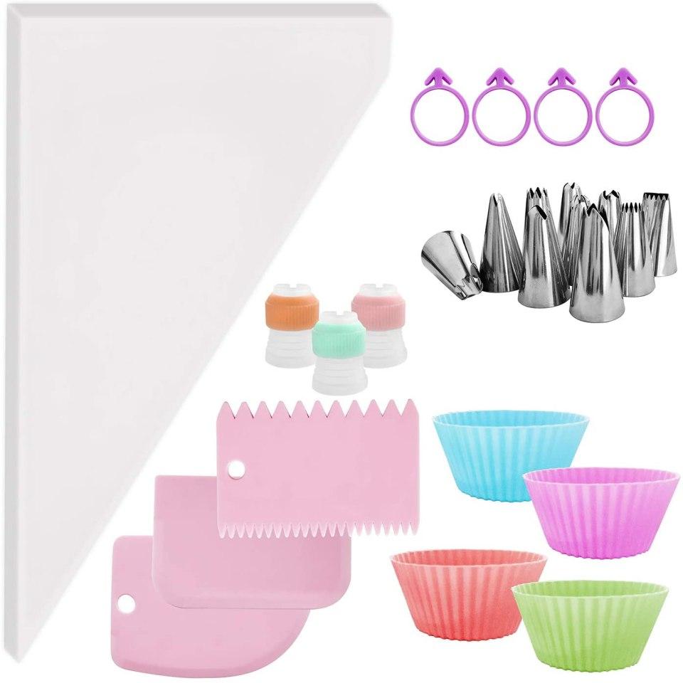 set accessori torte