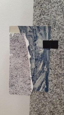 Cecilia de Val,Fotoescultura (Detalle), El Monte Perdido, Cecilia de Val