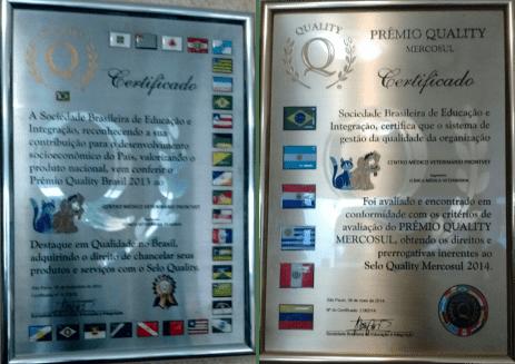 Prêmios ProntVet