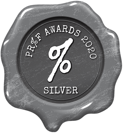 Proof Awards 2020 Silver