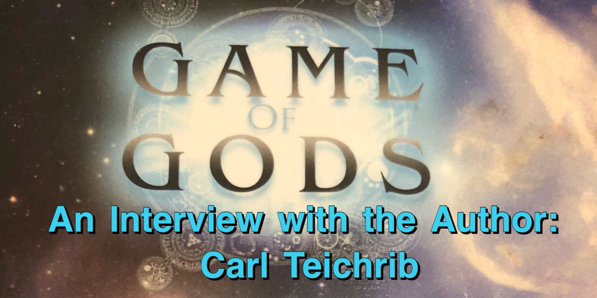 Game of God's, An Interview with Author Carl Teichrib.