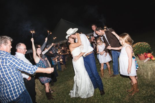 Country style Wedding DFW