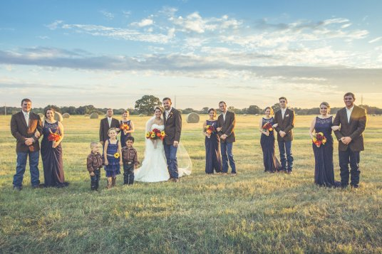 Southern Style Wedding DFW