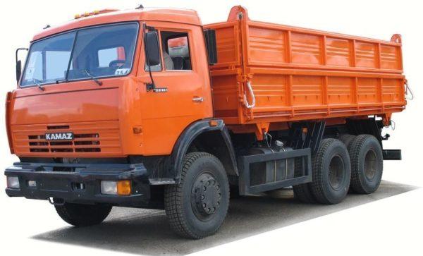 КамАЗ-45143: описание, технические и эксплуатационные ...