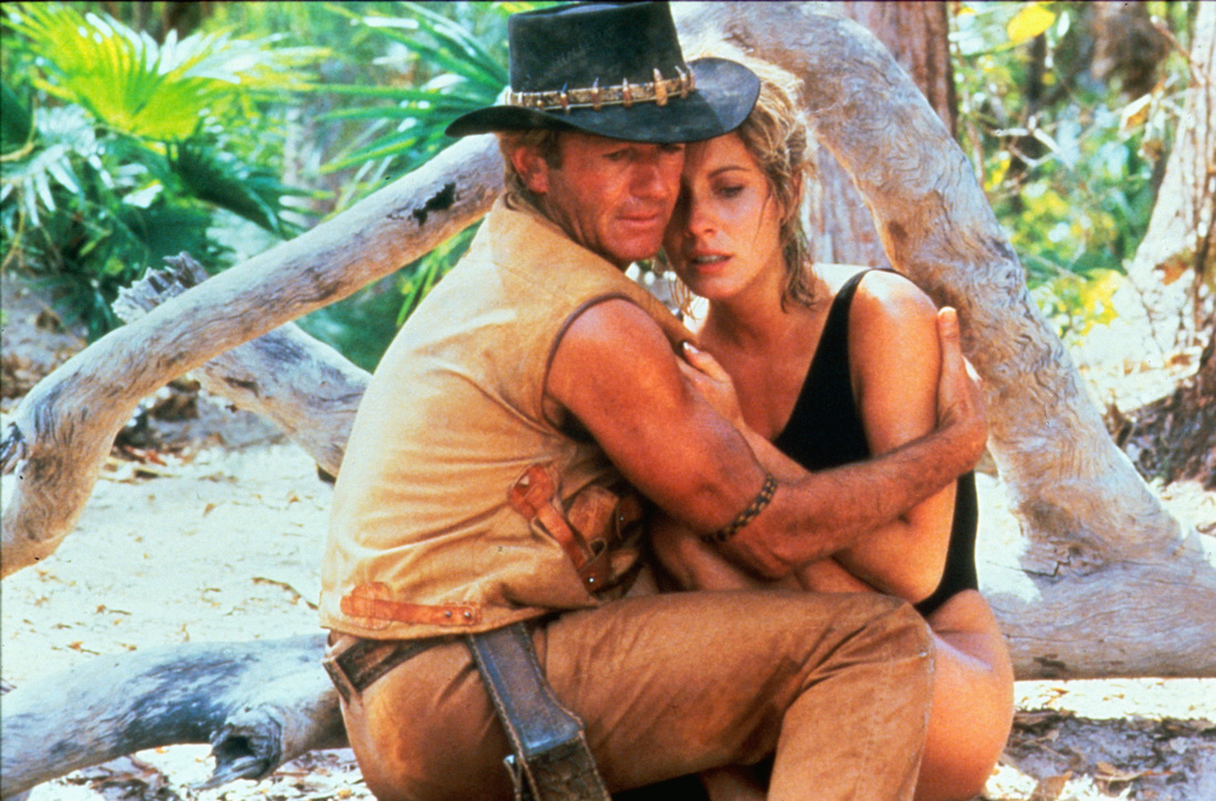 Crocodile Dundee Saves Sue