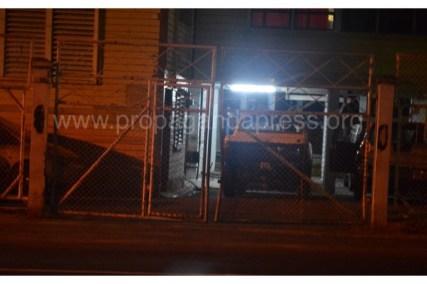 east la penitence police outpost guyana