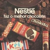 Chocolates Nestlé (1980)