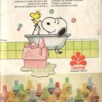 Linha Davene Snoopy (1990)