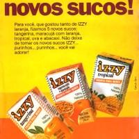Sucos Izzy (1987)