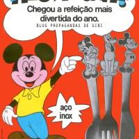Talheres Disney da Berle (1978)