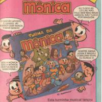 Disco A Bandinha da Turma da Mônica (1989)