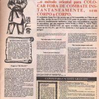 Um belo exemplo de uma propaganda persuasiva!! (1987)