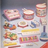 Brinquedos Musicais da Turma da Mônica (1987)