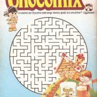 Chocomix - O achocolatado que ninguém lembrava que tinha esquecido!! (1988)