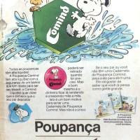 Snoopy e a Poupança Comind (1985)