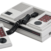 Intellivision II (Dezembro de 1984)