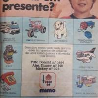 Catálogo Brinquedos Mimo (1983)