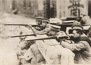 ここにも中共の影‥。第一次上海事変も中国共産党の策謀だった可能性が高い
