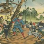 たとえ話から知る中国人と日本人の歴史観の違い