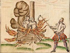 歴史修正主義者を火あぶりにしろ!いまそこにある現代の魔女狩り