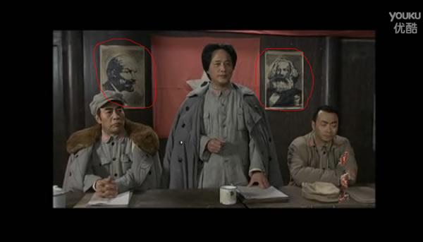 映画『井冈山』より
