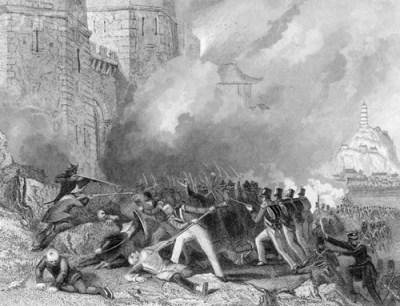 イギリス軍が引き起こしたもうひとつの「南京大虐殺」