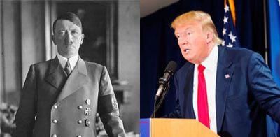 トランプはヒトラーの再来か?
