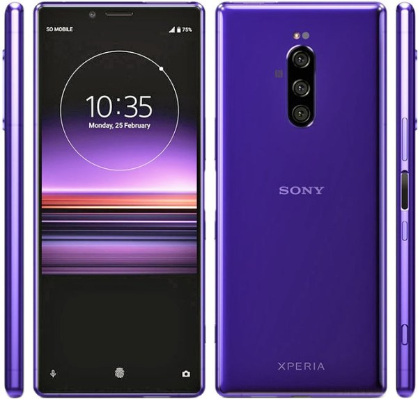 Sony Xperia 1 Price in Pakistan & Specs: Daily Updated ...