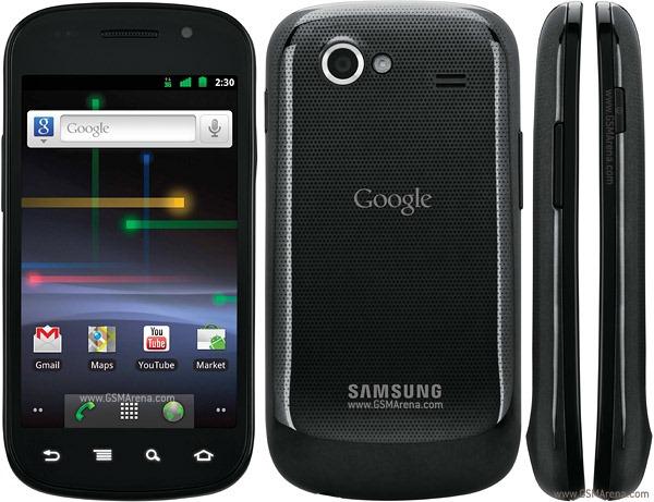 samsung google nexus s 1 thumb Samsung Google Nexus S [Preview]