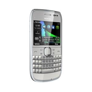 NokiaE6 SILV ALE thumb Nokia Announces E6 and X7 Phones