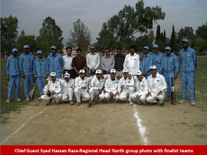 islamabad team 300x224 All Pakistan Glow Cricket Tournament Concludes